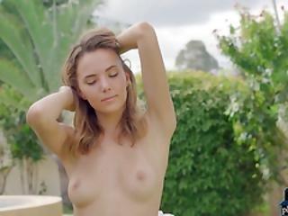 Perfect Body Russian Milf Katya Clover Posing Outdoor