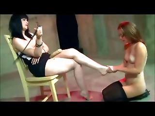 Female Lesbian Submissive In Training