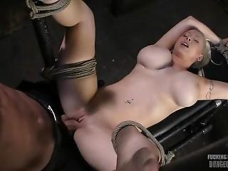 Candy Manson Bondage Part:-01