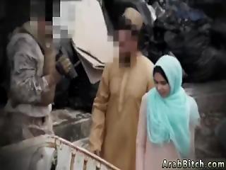 Arab Guy Fuck Maid Operation Pussy Run!