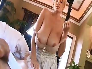 Mum Titty Fuck