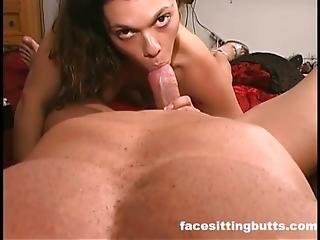 Brunette Slut Doesn T Have A Problem With Anal Sex