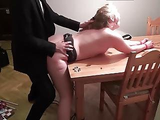 My New Slut In Her Fisrst Session Pt 2