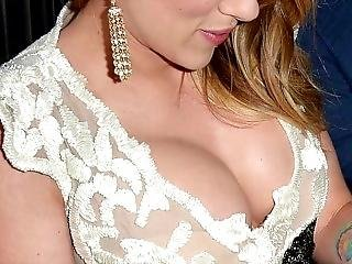 (jc) Scarlett Johansson - Jerk Off Challenge (very Hard)