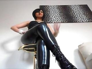 British, Fetish, Humiliation, Latex, Pov