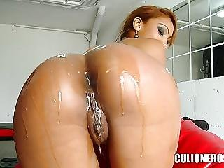 Perfect Ass Gets Some Anal
