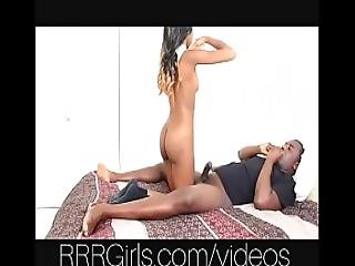 Armani Monae Casting Tape Before Porn