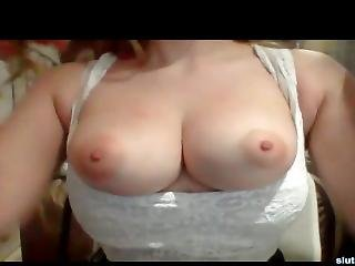 Topless Teen With Big Cute Nipples