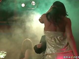 Girl Gets Fucked By Club Owner In Vip Area