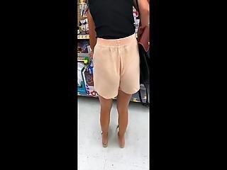 Candid Teen Ass Vpl Shopping
