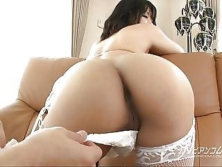 She Teases An Ass Cleaner Using Her Ass Hole Mikan Kusunok