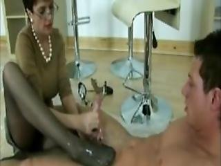 Horny Lady Works Perfectly