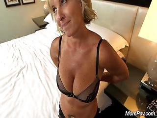 All Natural Big Tits Czech Mom First Porn Facial Ever Pov