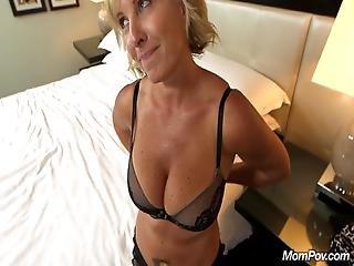 All Natural Big Tits Czech Mom First Porn Facial Ever Pov