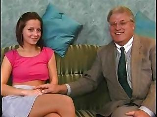 Old Man And Sexy Teen