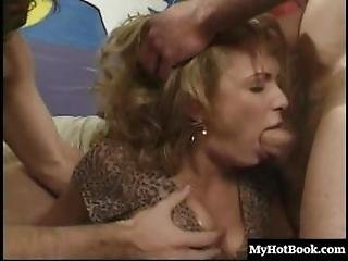 Briana Banks Loves Being The Center Of Attention In This Cum Dripping Scene
