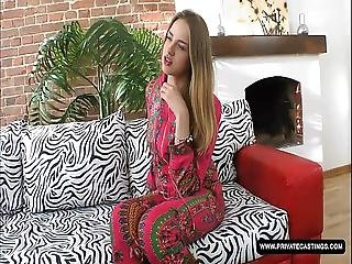 Milana Fox Has A Casting Couch Encounter...