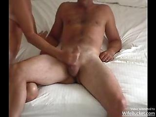 Subliminal programming threesome roleplay - 2 part 9