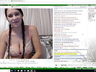 amateur, babe, teta grande, morena, chica de cámara, masturbación, realidad, camara del internet