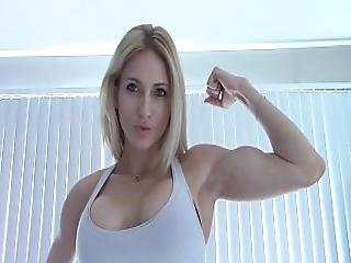 Think, Muscle girl pussy solo excellent answer