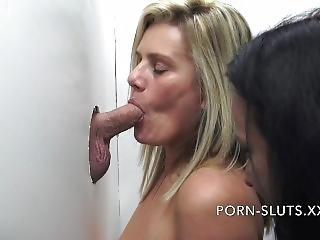 Glory Hole Night - Atlanta Swingers Porn-sluts.xxx House - Heather C Payne