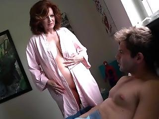 Andi James In Father And Son Fuck Horny Mom