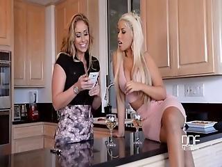 Bridgette B And Eva Notty Beautiful Milfs