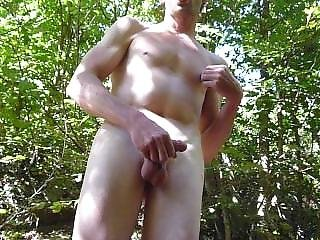 Getting Naked In The Nature Summer Hd