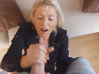 Lot Cum In Her Face