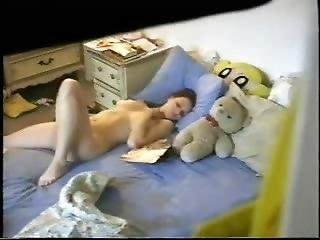 Hidden Camera In Daughter Room - Full Video At Royalcamgirls.tk