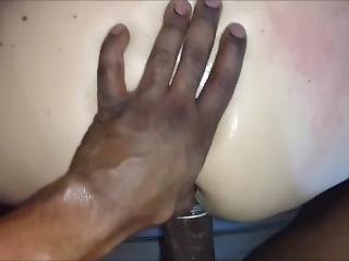 Cheating White Wife Loves Black Cock