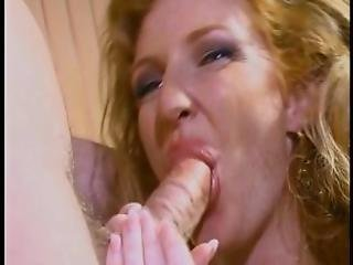 Swinger Blonde Milf Tries A New Dick