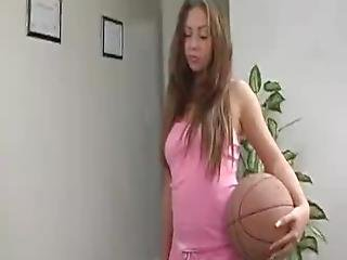 Hairless teen girl vagina