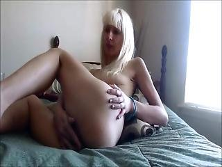 My Ex Girlfriend Playing With Her Pussy