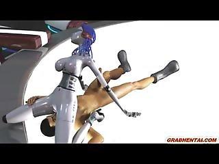 3d animation sixty nine style slammed sucking