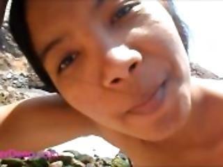 Tiny Asian Thai Teen Heather Deep Throatpie cum in throat Compilation