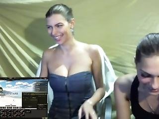 Lika Bunt Super Sexy Girl Streamer Change Clothes And Show Your Beauty Body