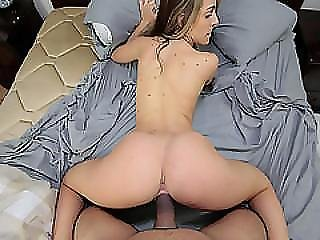 Step Bro Bangs Kimmy Grangers Pussy Doggystyle
