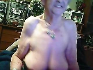 Recorded Unaware Grandmother