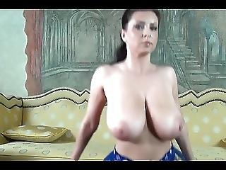 Big Tit Arab Lady