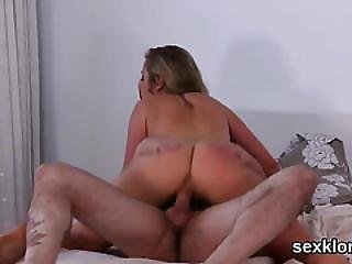 Naughty Pornstar Gets Her Twisted Hardcore Fantasy Fulfilled