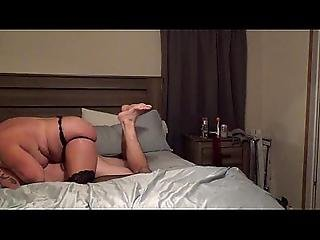 Wife Pounding His Ass
