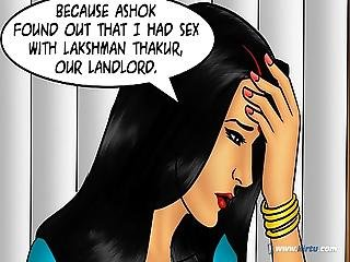 Savita Bhabhi Episode 74 - The Divorce Settlement