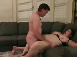Bbw Couch Fuck Part 1