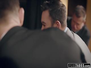 Pure Taboo Escort Humiliated By Businessmen Public Fuck