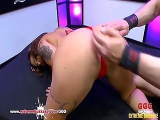 Lesbijski seks baletowy