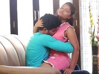 Hot Desi Shortfilm 67 - Shashi Aunty Boobs Kissed Hard, Grabbed & Pressed