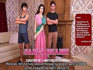Sarla Bhabhi (2020) Unratedhindi Comics Short Film