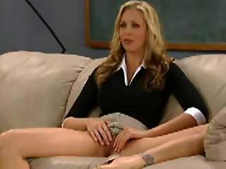 Justine Joli S Masturbation Class