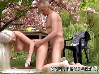 Catches Husband And Joins Paul Is Loving His Breakfast In The Garden With